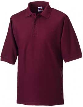 Poloshirt HR (Bordeaux,  M)