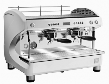 LIFE 2 :: RENEKA  Aroma Perfect (barista steam, weiss, 2 gruppig)
